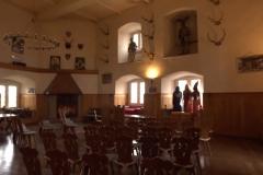 Burg Hanstein - Rittersaal