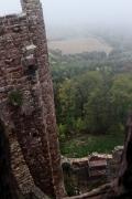 Burg Hanstein - vom Bergfried