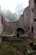 Burg Hanstein - Küche mit Brunnen