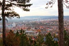 Jena - Blick vom Landgrafen