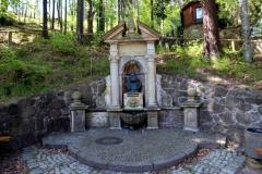Friedrich-Hoffmann-Denkmal in Ilmenau
