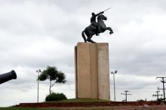 Asunción - Monumento al Mariscal Francisco Solano Lopez