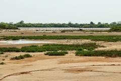 Salzseen im Gran Chaco