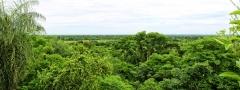 Fort San Carlos del río Apa - Blick nach Brasilien