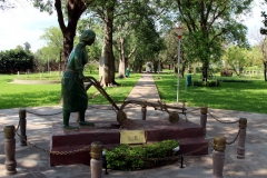 Gedenkpark Colonia Neuland