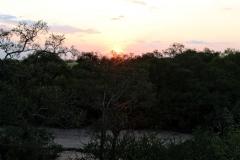 Sonnenuntergang bei Filadelfia