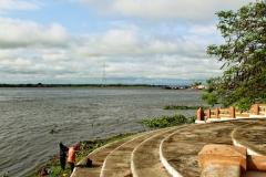 Río Paraguay bei Villa Hayes