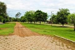 Hauptstraße von San Carlos del río Apa