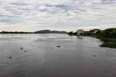Río Paraguay stromabwärts von Puerto Casado