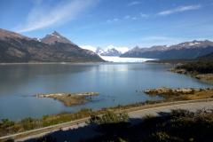 Lago Argentina - Brazo Rico und Perito Moreno