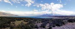 Lago el Toro und Torres del Paine