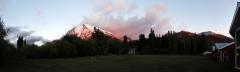 Am Hotel Torres del Paine