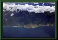 Caraballeda an der Karibikküste Venezuelas