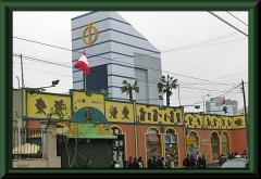 Lima-Miraflores, ein Inka-Markt
