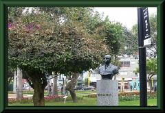 Lima-Miraflores, Parque Central