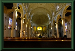 Lima-Miraflores, Iglesia Martiz Virgen Milagrosa