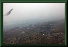 Weiterflug von Lima
