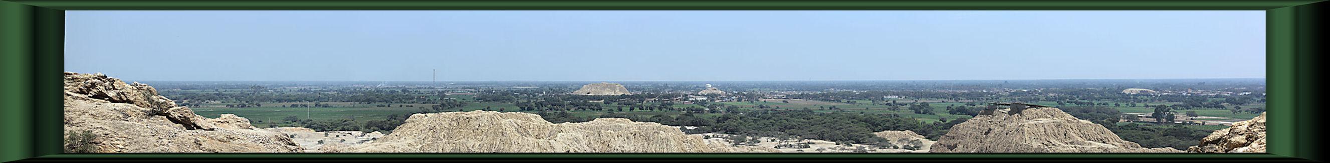 Ausgrabungsstätte von Túcume