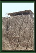 Die heutige Struktur der Tempelberge