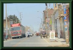 Zuück nach Lambayeque