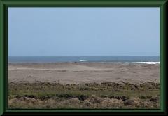 Pazifikküste bei Trujillo