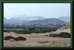 Blick von Südwesten auf Trujillo