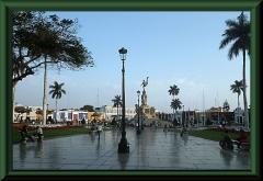 Trujillo - Plaze de Armas