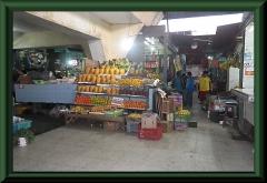 Trujillo - in der Markthalle