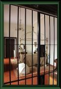 Casa Urquiaga - das Zimmer, in dem Simon Bolivar übernachtet haben soll.