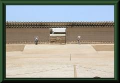 Chan-Chan - Plaza Principal