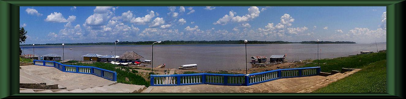 Amazonas bei Mazán