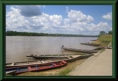 Río Napo bei Mazán