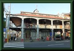 Iquitos, Casa de Hierro, Eisenhaus vom französische Architekt Gustave Eiffel entworfen