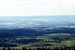 Blick auf Nordhausen