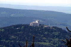 Hotel auf dem Ringberg bei Suhl