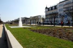 Strandpromenade von Ahlbeck