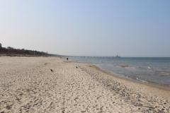 Ostseestrand bei Zinnowitz