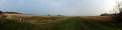 Blick zur Insel Großer Werder