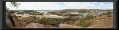 Puerto Ayacucho, Humbold-Blick auf die Stromschnellen Atures