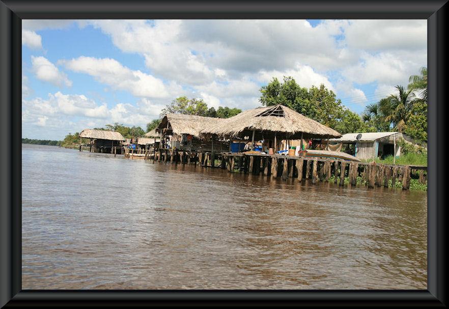 Orinoco-Delta - Caño Manamo