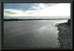 Rio Apure bei San Fernando - Blick nach Osten