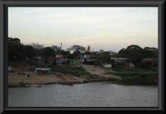 Ufer des Rio Apure bei San Fernando