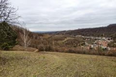 Wipperdruchbruch - Blick vom Mühlberg