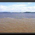 Manaus - Encontro das Aguas