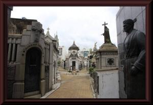 Buenos Aires - Cementerio de la Recoleta