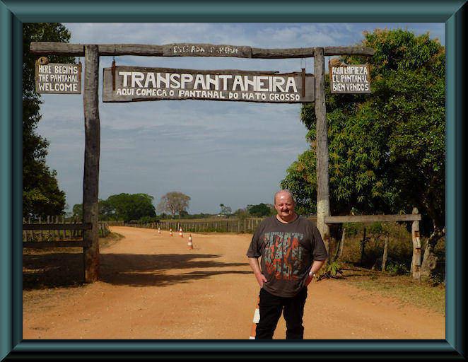 Pantanal bei Poconé