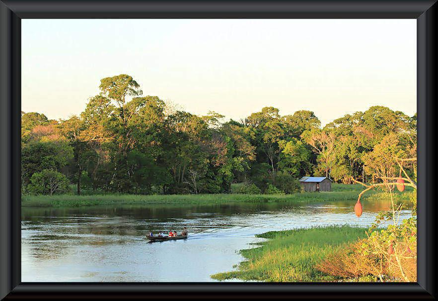 Lago Janauca