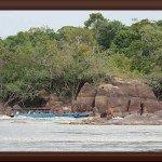 Río Sipapo - Raudal Caldero