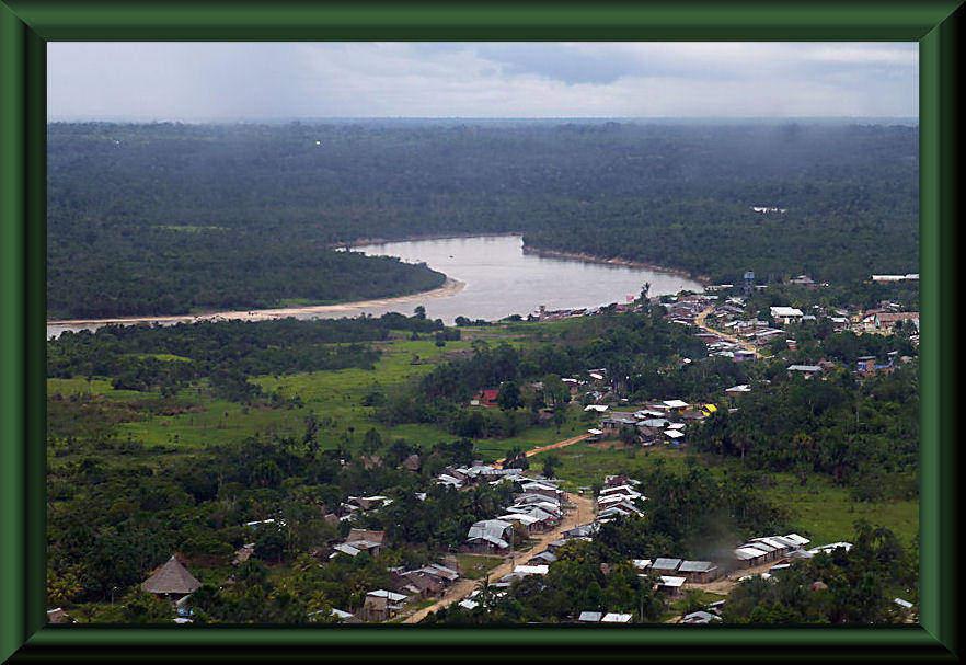 Iquitos, Río Itaya