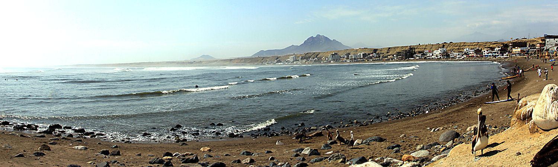 Pacífico - Huanchaco (Trujillo)